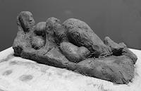 Reiner-Poser-Erotic-motifs-Female-nudes-Modern-Age-Concrete-Art
