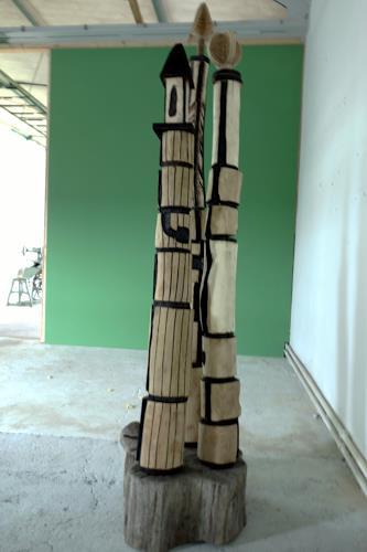 Reiner Poser, Burj Al Brandenburj, Abstract art, Arte Cifra
