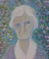 Reiner-Poser-People-Faces-People-Women-Modern-Age-Expressionism-Die-Bruecke