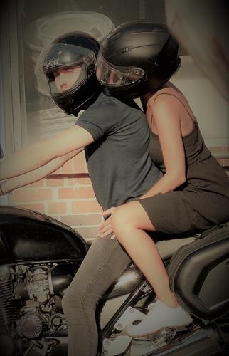 Reiner Poser, Good ride, People: Couples, Realism