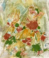 Reiner-Poser-Plants-Trees-Modern-Age-Expressionism-Abstract-Expressionism