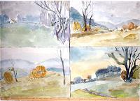 Reiner-Poser-Landscapes-Hills-Modern-Age-Expressionism-Neo-Expressionism