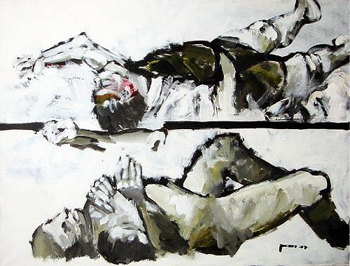 Nikolaus Pessler, Fehlersuchbild, Miscellaneous, Contemporary Art, Abstract Expressionism