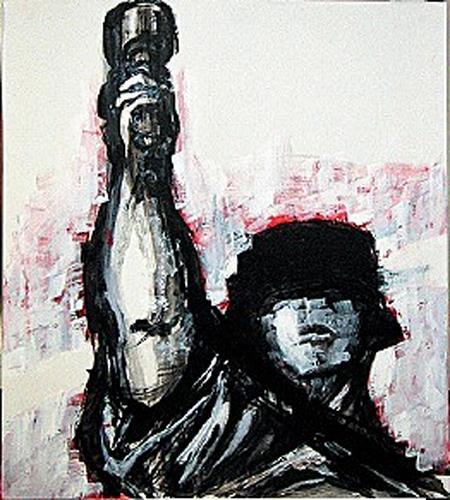 Nikolaus Pessler, Mißbrauch, Emotions: Aggression, Symbol, Contemporary Art