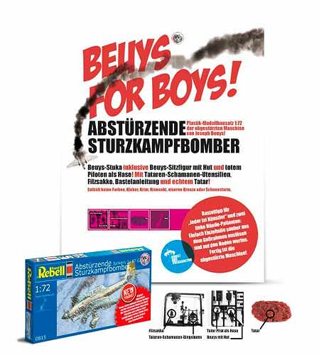 Nikolaus Pessler, Beuys r us ....., Miscellaneous, Contemporary Art