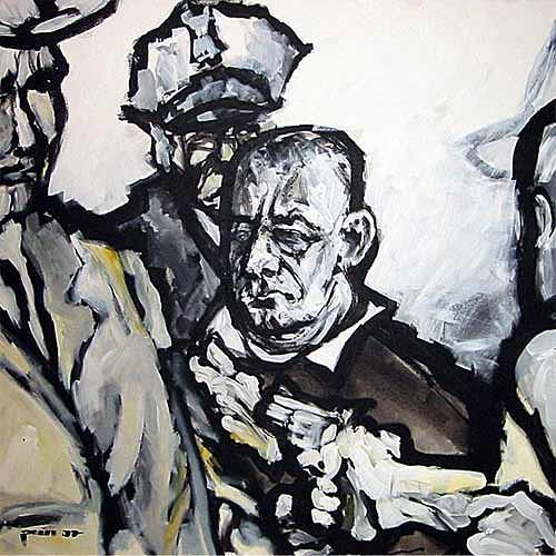 Nikolaus Pessler, I shot Kippenberger ...., Miscellaneous, Contemporary Art