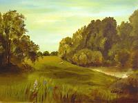 Weiss-Stefan-Landscapes-Summer-Miscellaneous-Landscapes-Modern-Age-Impressionism