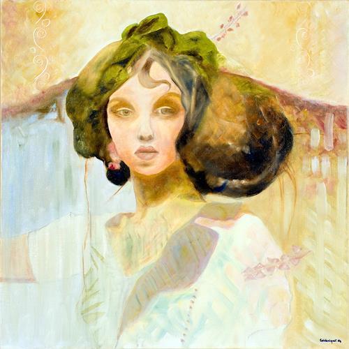 FrederiqueK, Vénus, Fantasy, Contemporary Art