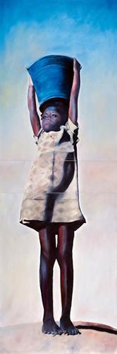 FrederiqueK, Désert, Miscellaneous, Abstract Expressionism