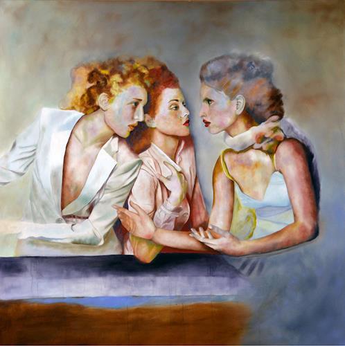 FrederiqueK, Gossip, Miscellaneous, Expressive Realism, Expressionism