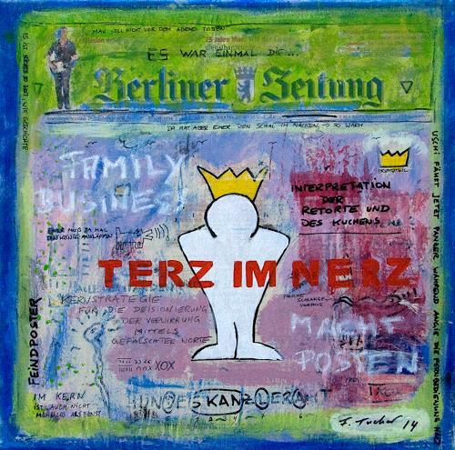 Francis Tucker, Terz im Nerz, Society, Pop-Art