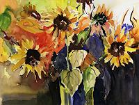 Berthold-M.-Rubenbauer-Plants-Flowers-Contemporary-Art-Contemporary-Art