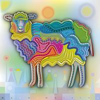 Bernd-Wachtmeister-Animals-Land-Nature-Miscellaneous-Contemporary-Art-Contemporary-Art