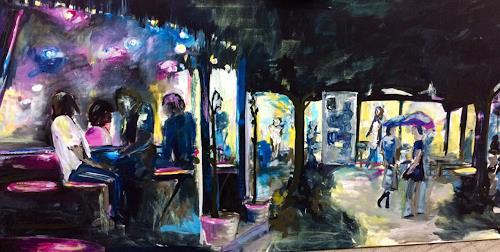 Ute Heitmann, Railay, Miscellaneous Music, Parties/Celebrations, Contemporary Art