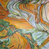 Ute-Heitmann-Landscapes-Plains-Nature-Earth-Contemporary-Art-Contemporary-Art