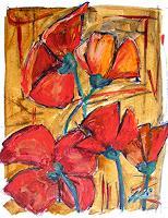Ute-Heitmann-Decorative-Art-Plants-Flowers