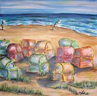 Ute-Heitmann-Landscapes-Beaches-Contemporary-Art-Contemporary-Art