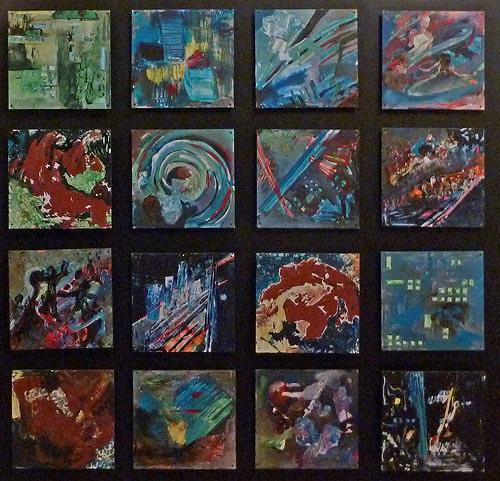 Ute Heitmann, Vision, Movement, Miscellaneous Music, Contemporary Art