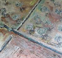 Ute-Heitmann-Landscapes-Plains-Plants-Trees-Contemporary-Art-Contemporary-Art