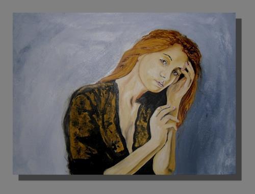 Ruth Batke, N/T, Miscellaneous Emotions