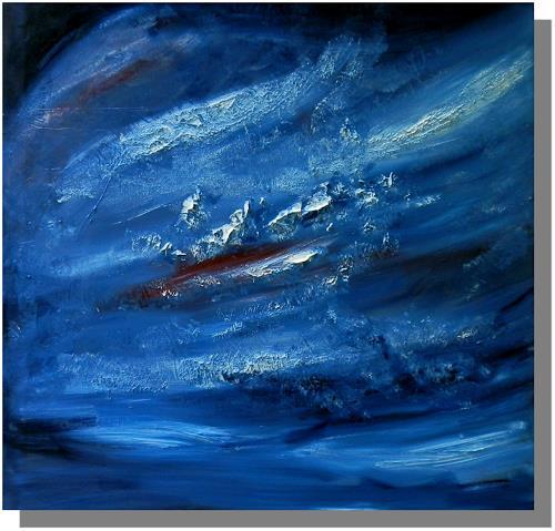 Ruth Batke, N/T, Abstract art, Abstract art