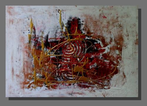 Ruth Batke, N/T, Abstract art