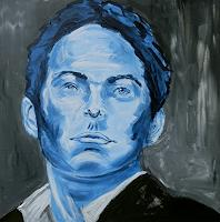 Ruth-Batke-People-Men-Modern-Age-Abstract-Art