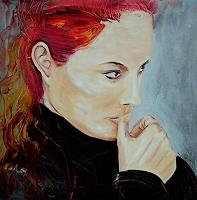 Ruth-Batke-Miscellaneous-Emotions-People-Women-Contemporary-Art-Contemporary-Art