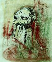 Ruth Batke Art Emotions: Grief
