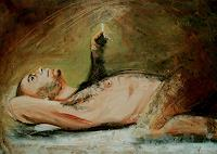 Ruth Batke Art Erotic motifs: Male nudes Miscellaneous Emotions Contemporary Art