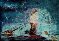 Ruth-Batke-People-Couples-Emotions-Safety-Contemporary-Art-Contemporary-Art