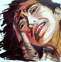 Ruth Batke Art Emotions: Fear Emotions: Horror Contemporary Art