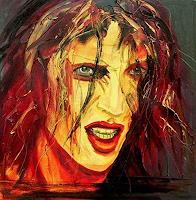 Ruth-Batke-Emotions-Aggression-People-Faces-Contemporary-Art-Contemporary-Art