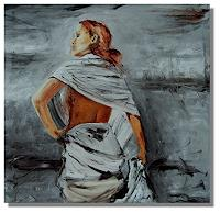 Ruth Batke Art People: Women Emotions: Pride Contemporary Art