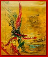 Ruth Batke Art Abstract art