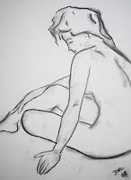 Brigitte-Holzinger-Erotic-motifs-Female-nudes-Contemporary-Art-Contemporary-Art