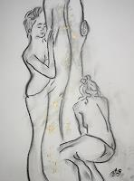 Brigitte-Holzinger-Erotic-motifs-Female-nudes-Erotic-motifs-Female-nudes-Contemporary-Art-Contemporary-Art