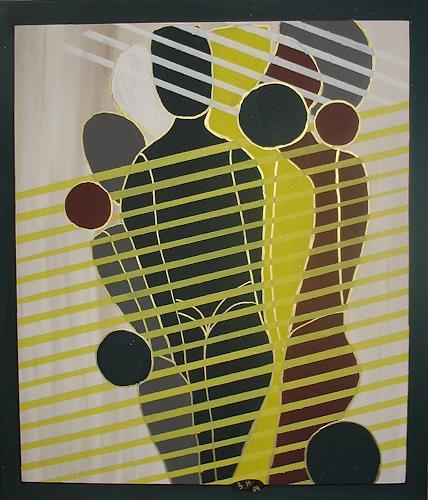 Brigitte Holzinger, KÖRPER, Miscellaneous Erotic motifs, Contemporary Art