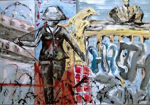 Marion Kerns-Röbbert, Angel of Berlin, History, Miscellaneous People, Expressionism, Abstract Expressionism