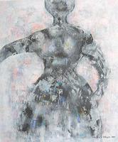 Friedhard-Meyer-People-Women-Emotions-Joy-Contemporary-Art-Contemporary-Art