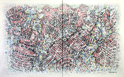 Friedhard Meyer, Motorenpark, Industry  , Technology, Contemporary Art