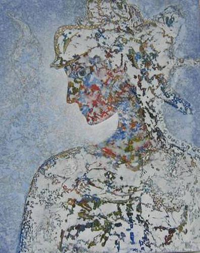 Friedhard Meyer, Snake Goddess, Religion, History, Contemporary Art