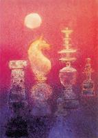 Friedhard-Meyer-Still-life-Game-Contemporary-Art-Contemporary-Art