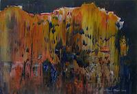 Friedhard-Meyer-Abstract-art-Landscapes-Mountains-Contemporary-Art-Contemporary-Art