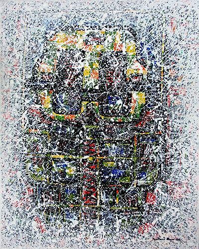 Friedhard Meyer, Magnetomania, Technology, Industry  , Contemporary Art