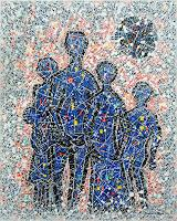 Friedhard-Meyer-People-Families-Poetry-Contemporary-Art-Contemporary-Art