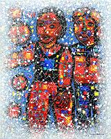 Friedhard-Meyer-People-Children-Game-Contemporary-Art-Contemporary-Art