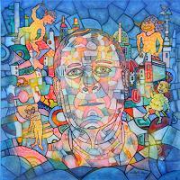 Friedhard-Meyer-People-Portraits-Burlesque-Contemporary-Art-Contemporary-Art