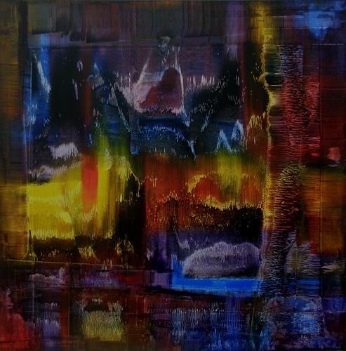 Friedhard Meyer, Orgelkonzert, Abstract art, Music, Contemporary Art
