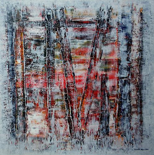 Friedhard Meyer, M, Abstract art, Fantasy, Contemporary Art